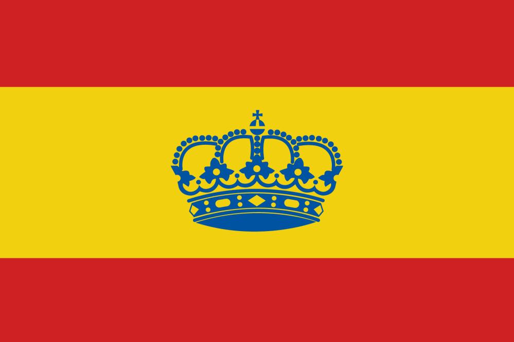 Bandera Española Nautica